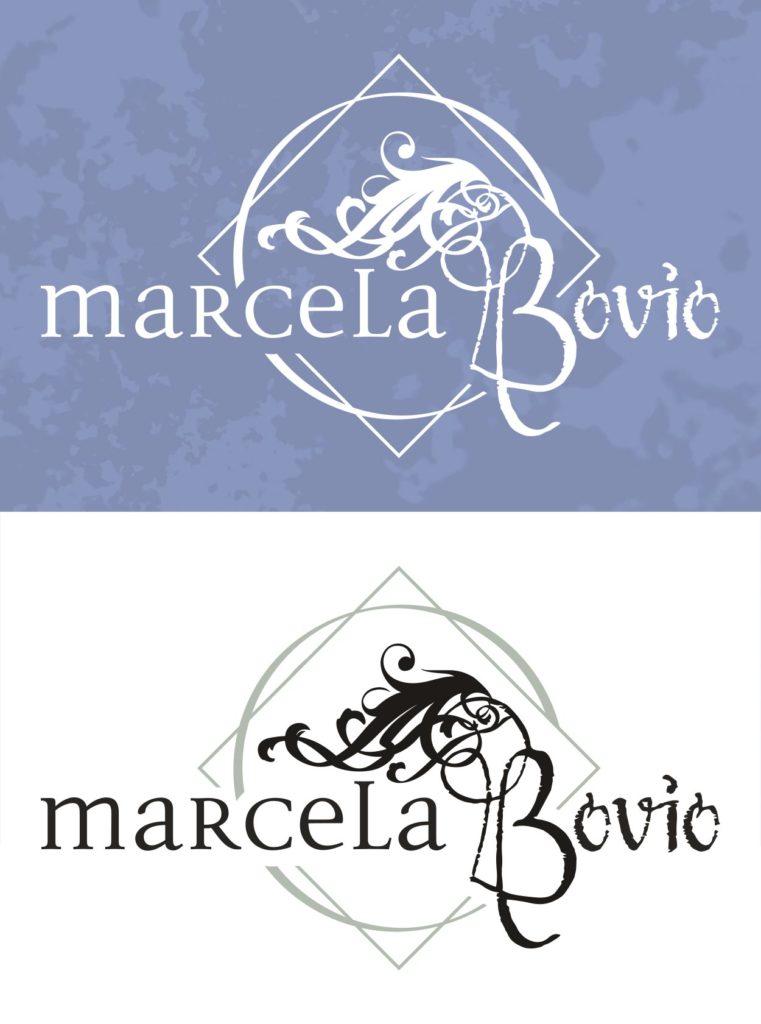 Marcela Bovio Logo
